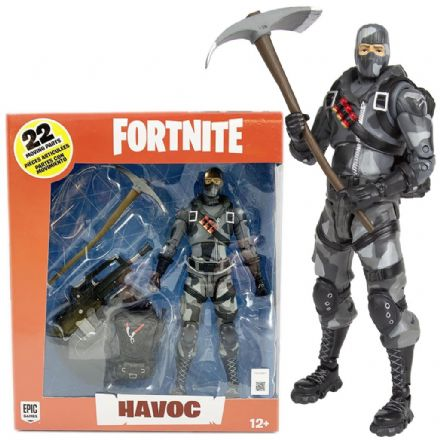 "Fortnite Havoc 7"" Scale Action Figure"
